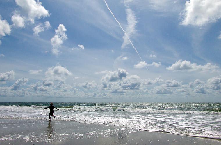 Insel Amrum Strand